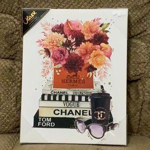 New Oliver Gal Art of Hermès Chanel Vogue